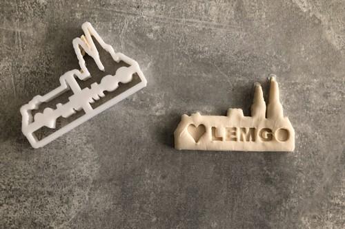 Cookie Cutter/Ausstechform Lemgo